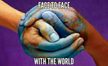 Face to Face with the World