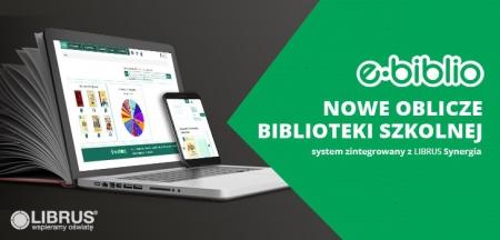 E-biblio w naszej szkole