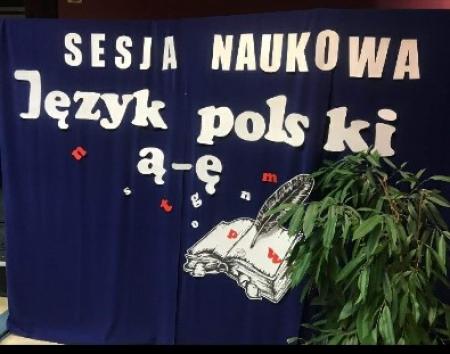 """Sesja Naukowa """"Polski ą-ę"""""""